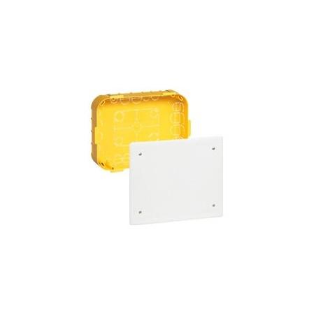 LEGRAND - BOÎTE POUR DÉRIVATION BATIBOX - CLOISON SÈCHE - 230X170X50 MM - COUV 225 X 210