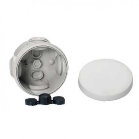 Schneider - Boîte de dérivation - Embout diamètre 60 mm - Gris