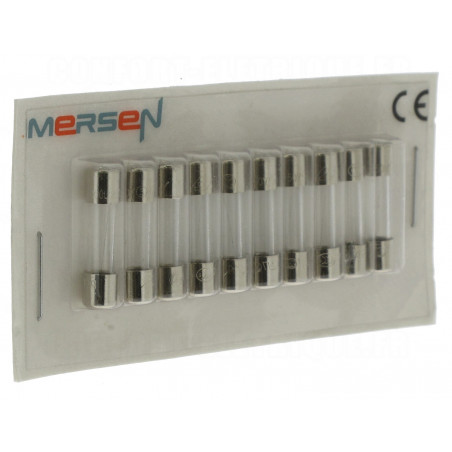MERSEN - 250V 5ST 1.6A 5.20