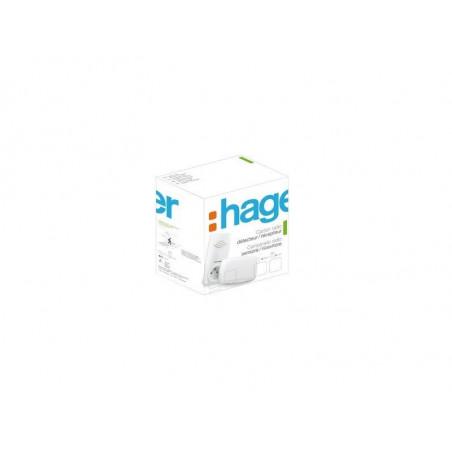 HAGER - PACK 10 MELODIES + FLASH GIGOGNE DETECTEUR