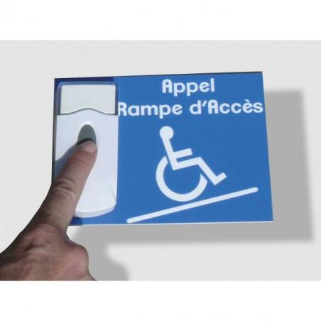 CARILLON D'APPEL POUR RAMPE MOBILE