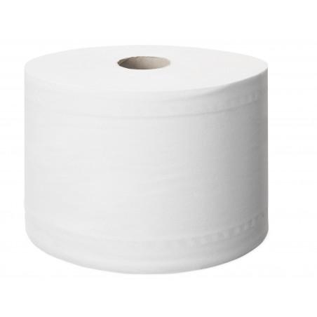 Tork - 6 rouleaux de 1150 feuilles de papier toilette Smart One - 2 épaisseurs - Blanc