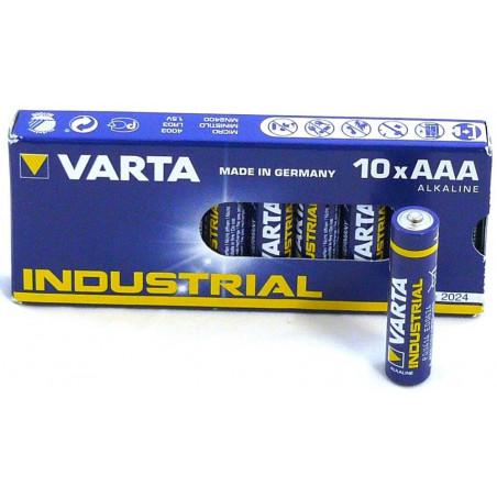 VARTA - INDUS PILE ALC AAA B10