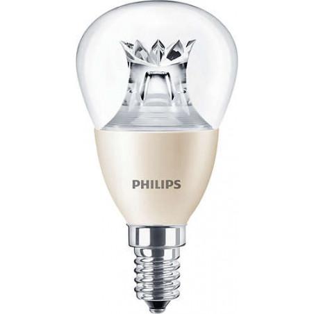 PHILIPS - MAS LEDLUSTRE DT 4-25W E14 P48 CL