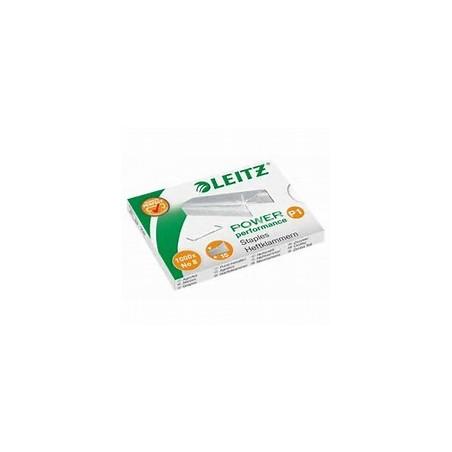 LEITZ - AGRAFE 6/4 - BOITE 1000