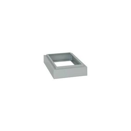 Socle pour casier Multibox - 45 cm - Gris